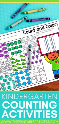 Number sense is the foundation for strong math skills. It is a key component for math success. This high interest packet on counting objects was designed to help Kindergarten and first grade students master numbers 1-20 and one-to-one correspondence.
