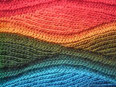 Ravelry: Knitting the Swing - Swing-Knitting