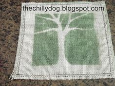 The Chilly Dog: Product Review: Simply Spray Soft Fabric Paint
