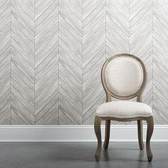 Shop the Herringbone Wood wallpaper collection at Arhaus