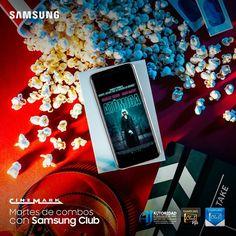 Atómica una película que no te puedes perder y que mejor manera que acompañarla con los combos que te traen CineMark y Samsung Club para que disfrutes de tu peli favorita:🍿 Combo Samsung Premier: 1 pipoca grande+ 1 gaseosa de 16 oz+ 1 rotolino.  Combo Samsung: 1 pipoca grande + 2 gaseosas de 16 oz. Para mayor información ingresa a: http://samsungplus.com.bo/