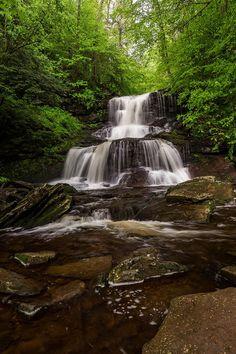 Ricketts Glen State Park - amazing waterfall hike in Pennsylvania