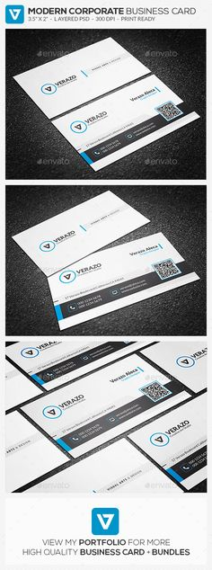 341 best creative business cards images on pinterest business clean creative business card template by verazo need more high quality business card view my business card templates collection or save money reheart Gallery