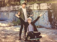 ♥전정국♥ — words cant explain how much happiness this photo...