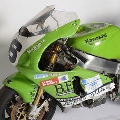 Kawasaki World Superbike 1998 Kawasaki Zx7r, Courses, Concept Cars, Vehicles, France, Car, Vehicle, Tools