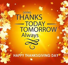 Happy Thanksgiving from Atlanta West Jewelry.
