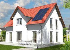 Lichthaus 152 - Trend.  Mehr Informationen zu den Massivhäusern von Town & Country Haus auch unter: http://www.hausausstellung.de/haus-bauen.html