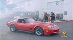 Counting Cars, Best Cities, Kustom, My Ride, Chevrolet Corvette, Car Show, Muscle Cars, Las Vegas, Plays