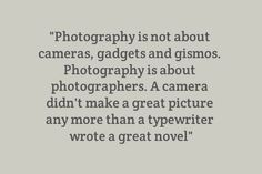 Quote Photography