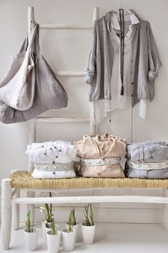 monday TO sunday HOME: SOFT COLOURS