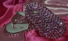 Baby Bling Shoes...so cute!!!!