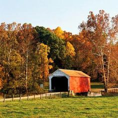 Madison County, Iowa, Covered Bridge Festival in October: One of our favorite ways to celebrate autumn in the Midwest.