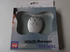 Butterfly Massager with 4 programs Listing in the Massage,Health & Beauty Category on eBid United Kingdom