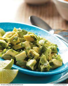 Avocado Salad | Cuisine at home eRecipes