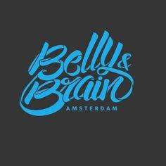 Belly & Brain design made by @josebernabe_jb #logoplace #logo #design #graphicdesign by logoplace