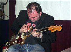 Utley from Portishead uses Jazzmasters