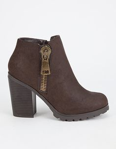 SODA Daily Womens Boots
