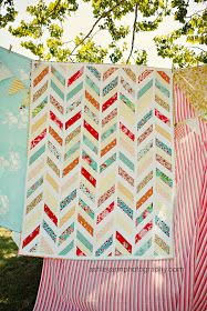 The Joy Cottage: Song's Quilt + Pattern (and giveaway)
