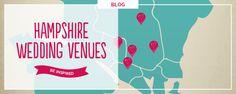 Find out what the best wedding venues in Hampshire are. Barn Wedding Venue, Best Wedding Venues, Wedding Venues Hampshire, Hampshire Uk, Create Yourself, Dream Wedding, Blog, Best Destination Wedding Locations, Blogging