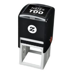 #Monday Hates You Too Self-inking Stamp - #monday #mondays
