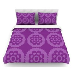 East Urban Home Moroccan by Nicole Ketchum Featherweight Duvet Cover
