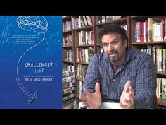 Neal Shusterman on Challenger Deep at 2015 Miami Book Fair - YouTube