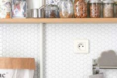 Peel And Stick Tile Backsplash Ideas | Apartment Therapy