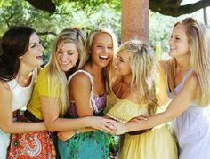 Five ways to keep in touch with sorority sisters this summer @lmallow