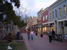 Pearl Street - Boulder