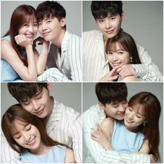 Lee Jong Suk and Han Hyo Joo Show Off Their Chemistry with New Couple Photos | Koogle TV