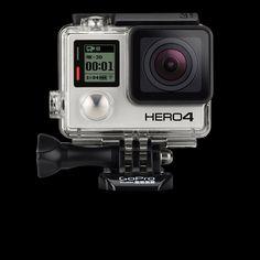 GoPro Hero 4: check the Hero 5 Black and Session.  Everything You Need to Know Come in to Bass Pro Katy today to buy yours!!!