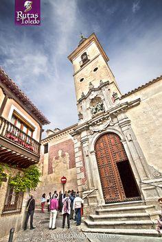 Iglesia de San Justo en Toledo