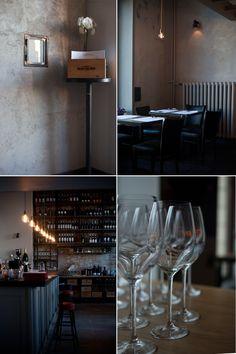 Norma restaurant, Warsaw