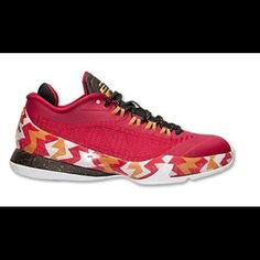 official photos 3b4fa cfe19 Jordan Shoes   Jordan Cp3 Viii Christmas   Color  Black Red   Size