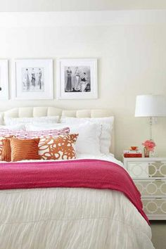 Love the texture of the white duvet