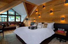Furka Suite. The Chedi Andermatt, Switzerland. © GHM