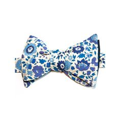 Chambre Jaune Et Bleu, Noeud Papillon Bleu, Noeud Papillon Liberty, Noeuds  Papillons, 3ab584920f9