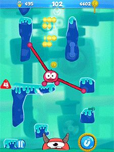 Need more gold coins? Use the Magnet special ability to attract any nearby coins in #Clumzee's Factory world! #EndlessClimber