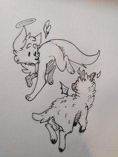 minecraft sven | Tumblr Animal Sketches, Animal Drawings, Cute Drawings, Dog Drawings, Awesome Drawings, Minecraft Dogs, Minecraft Art, Minecraft Images, Markiplier