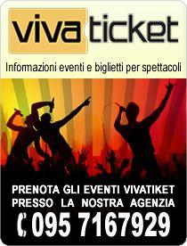 Vivatiket eventi - acquista presso Imriani Viaggi