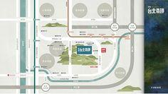 台北奇跡 Communication Art, Map Design, Package Design, Maps, Real Estate, Houses, Illustration, Homes, Blue Prints