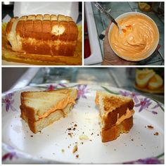 Serve a dessert grilled cheese. | 31 Awesome April Fools' Day Pranks Your Kids Will Totally Fall For