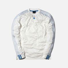 Alexander Wang x Adidas long sleeve tee. #adidas #alexanderwang #wangxadidas #sweater #shirt #mensfashion #menstyle #streetwear