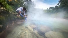 This Amazonian River Is Nearly Boiling, and No One Knows Why