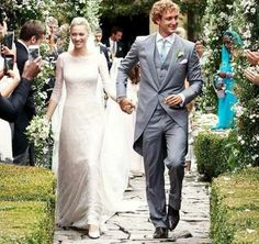 Casiraghi/Borromeo wedding