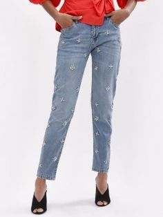 bfc12b584ce Ladies Jeans - Buy Stylish Jeans for Girls Online in India