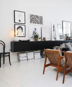 piso branco ♥ white floor