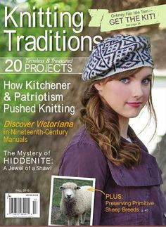 Knitting Traditions (Fall 2015 / USA)