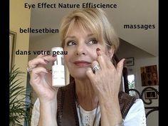 Eye effect de Nature Effiscience et massages du tour de l'oeil