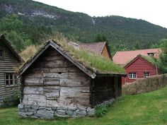 Sandane , Norway.  I want to go back - haven't been in 18 years.
